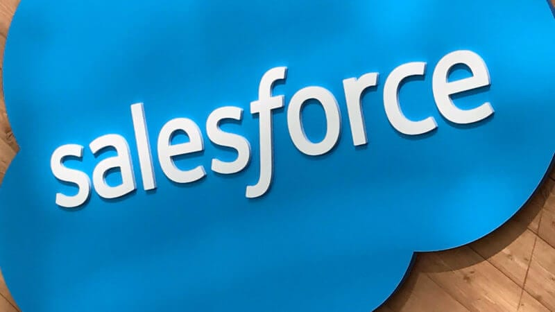 Salesforce promotes COO Keith Block to co-chief executive